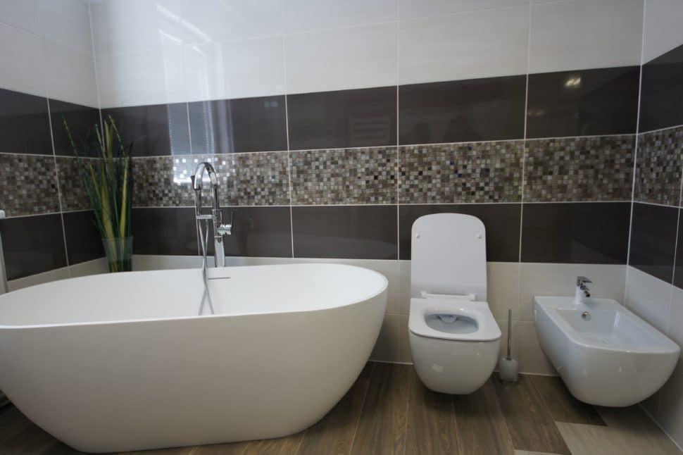 Kúpeľňové Štúdio, sanita, obklady, dlažba