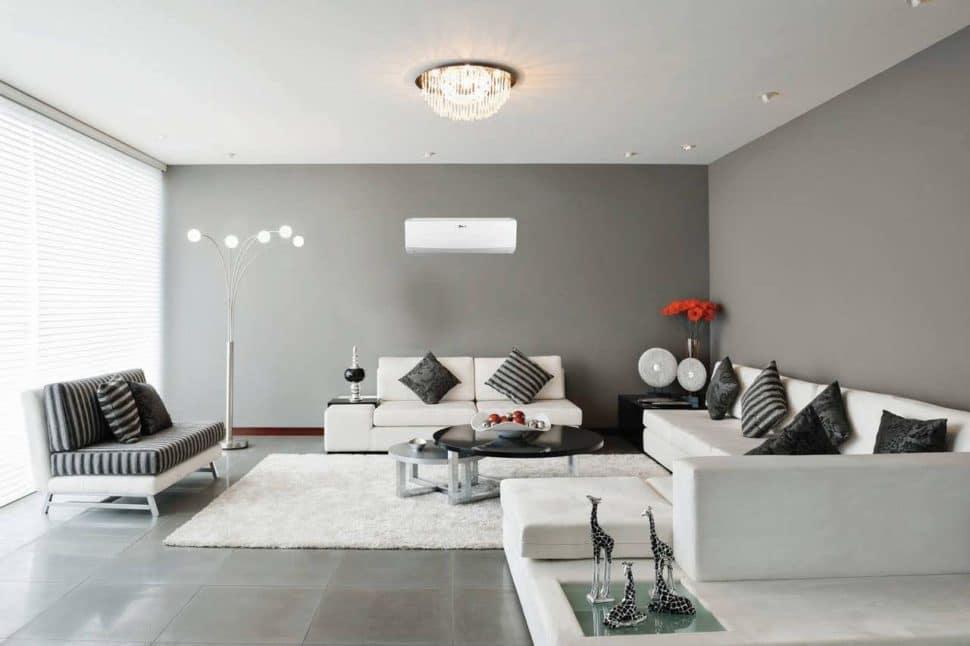 Vnútorná závesná klimatizácia Vitoclima 200 s ambientata