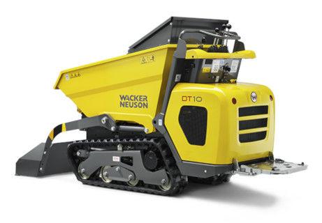 Wacker Neuson pásový dumper DT10