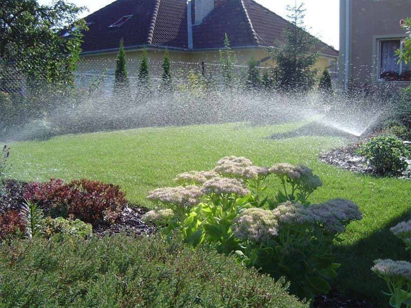 automatické zavlažovanie záhrady