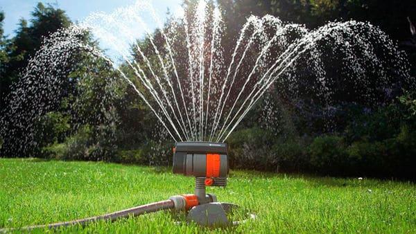 triska automatické zavlažovanie zavlažovač gardena