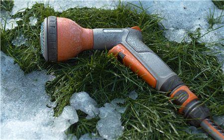 ochrana proti zamrznutiu gardena