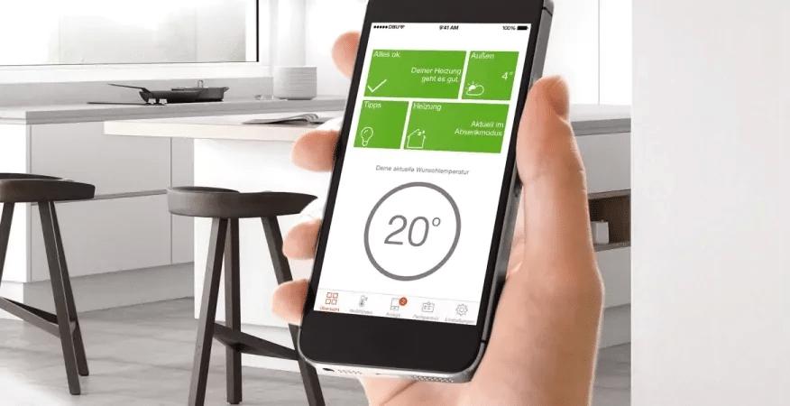 Smart riešenie klimatizácia