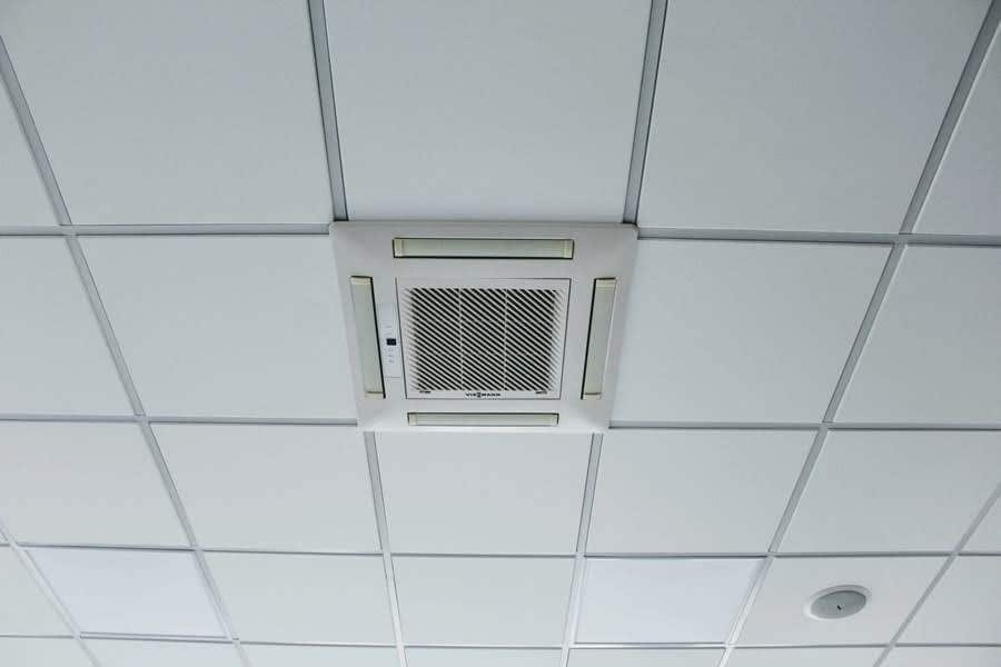 Stropná klimatizácia Viessmann
