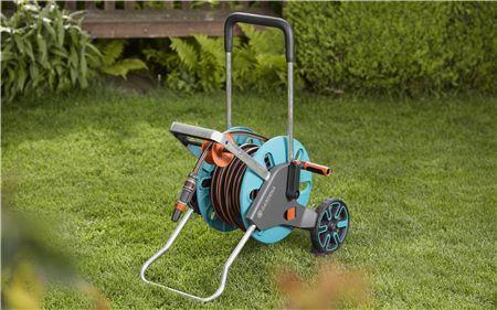 vozík na hadicu gardena