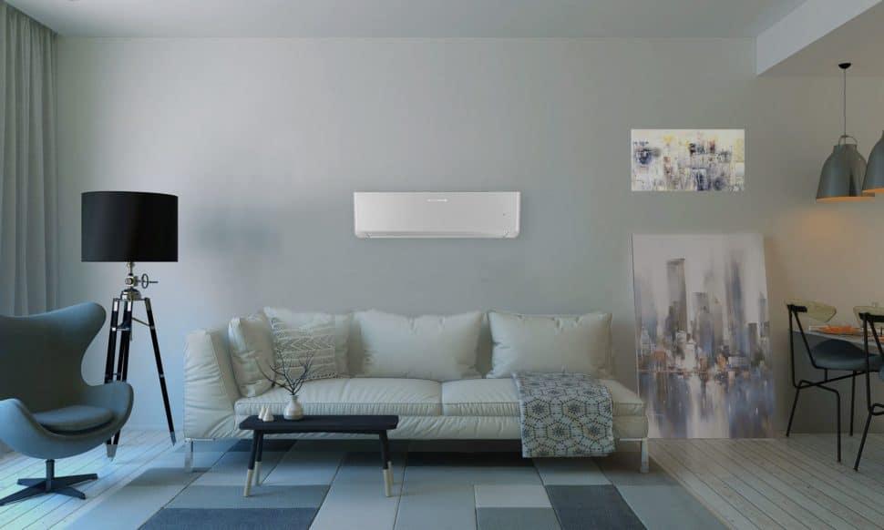Vnútorná závesná klimatizácia Viessmann Vitoclima 232 s